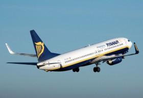 Ryanair bilietų kainos