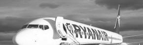 Skandus keliavimas su Ryanair